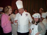 "Pictured here with Eunice Kennedy Shriver and Brenna Cannon at the 2007 fundraiser ""Life is Sweet"""