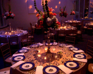 A State Dinner Needs A Presidential Placesetting